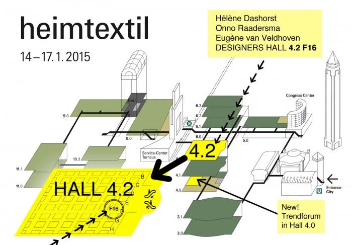 Heimtextil map 2015